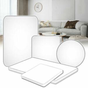 Details zu Modern Super Flach Led Deckenlampe Led Deckenleuchte Dimmbar  Wohnzimmer Lampe+FB
