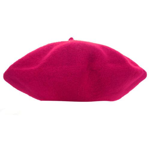 Children Kids Berets Hats Woolen Cap Girl Baby Winter Warm New Hat Beret Cap