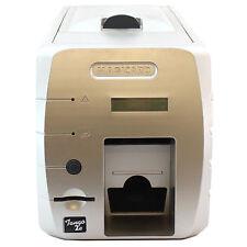 Ultra MAGICARD TANGO 2e STD COLOR ID CARD PRINTER Two-Sided USB.Ethernet 45E8704