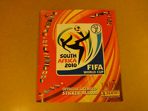 OFFICIAL-STICKER-ALBUM-PANINI-COMPLETE-FIFA-WORLD-CUP-SOUTH-AFRICA-2010