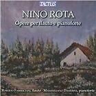 Nino Rota - : Opere per Flauto e Pianoforte (2011)