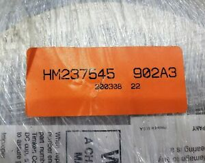 NEW-TIMKEN-HM237545-902A3-TWO-ROW-TAPERED-BEARING-ASSY-7-034-ID-11-38-034-OD-5-63-034-W