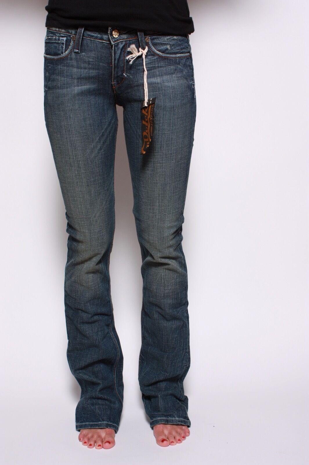 Von Dutch Skinny Jeans size 25 NWT