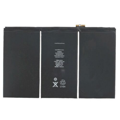 iPad 2 3 4 iPad Air 1 2iPad Mini 1 2 3 4iPad Pro 9.7 10.5 12.9 Battery