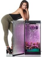 Hydroponic Grow Box System Indoor Stealth 6 Plants Garden Cash Crops 5.0 Deluxe