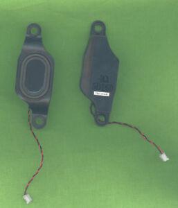 1 Paar Mini-Einbaulau<wbr/>tsprecher 4 Ohm 2,5 Watt  78G 311-6-R  +    78G 311-6-L