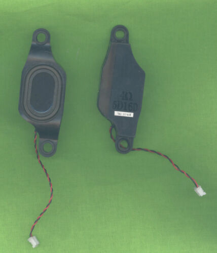 1 paire de mini-installation Haut-parleur 4 ohms 2,5 watt 78g 311-6-r + 78g 311-6-l