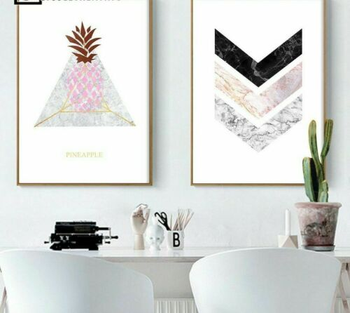 Wall Abstract Canvas Posters Painting Unframed Pictures For Home Living Room Art