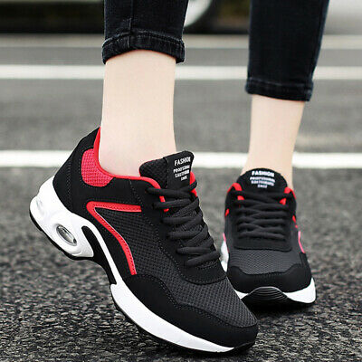 womens breathable nonslip sneakers running shoes athletic