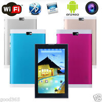 7 inch HD Dual SIM Camera 3G Dual Core Tablet PC Android 4.2 WIFI Bluetooth Lot