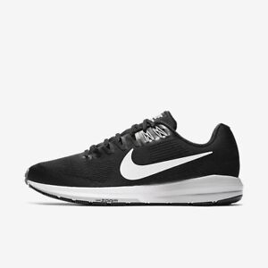 new product 79467 fa9c6 Details about Nike Air Zoom Structure 21 Black White Grey 904695-001 Men's  Running Shoes NEW!