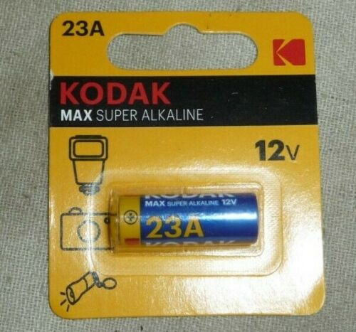 Batería Kodak Max Súper Alcalina 12v 23A