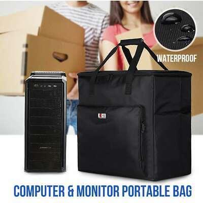 Desktop Pc Computer Storage Carrying