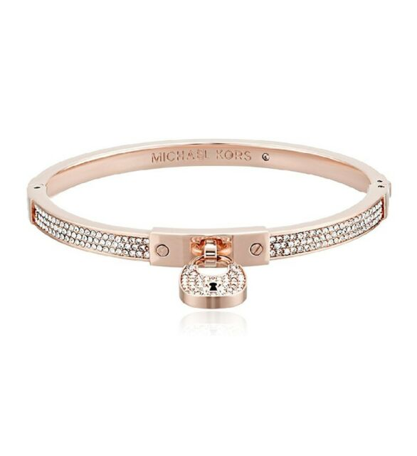 Nwt Michael Kors Rose Gold Bangle