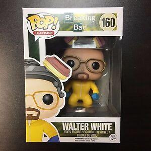 Funko POP Breaking Bad Walter White Vinyl Figure VAULTED - Mint Box
