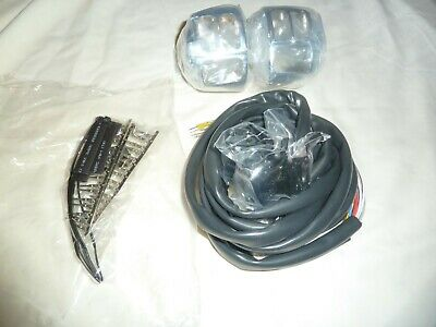 BC39793 T NU MCS Harley Davidson Rear Axle Nut Cap Kit Chrome /> 89-07 SOFTAIL
