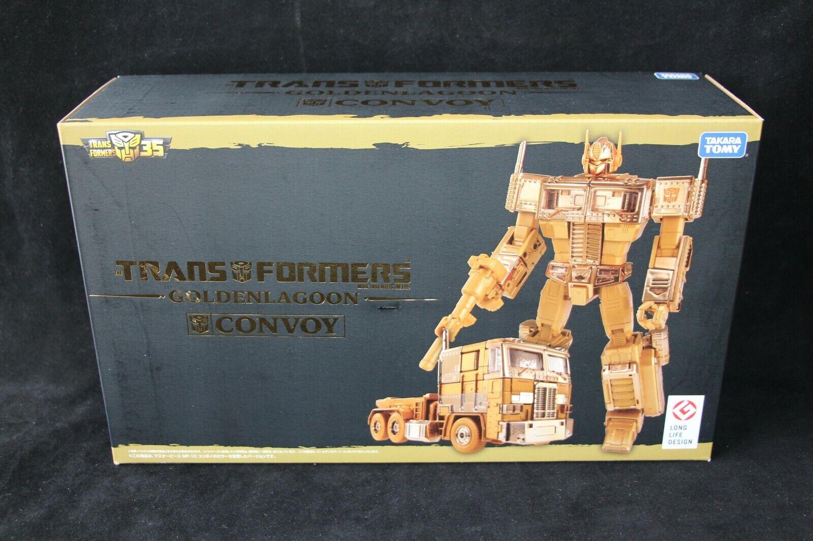 Transformers Takara Masterpiece MP-10 oroen Lagoon Convoy Authentic MISB