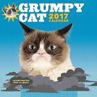 2017 Wall Calendar Grumpy Cat Chronicle Books 9781452145464