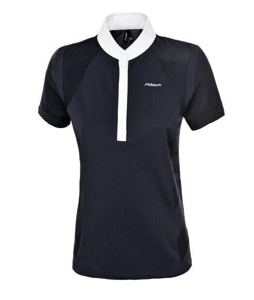 nuevo  S S 19 Pikeur Señoras Camisa competencia Anija-Azul Marino- 14