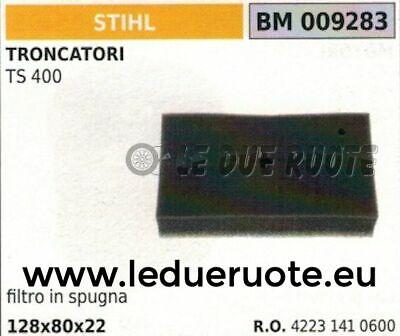 Air Pre-filter for STIHL TS400 TS 400 Cut-Off Saw #42231410600