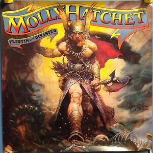 flirting with disaster molly hatchet bass cover song list album list
