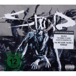 Staind-034-Staind-Deluxe-Edition-034-CD-DVD-NUOVO