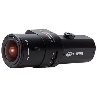 KT/&C EJ230NUWX Bullet SECURITY CAMERA 700 TVL 2D-DNR D-WDR ATR 8mm Zoom lens