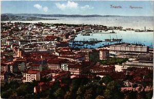 CPA-Trieste-Panorama-ITALY-550022