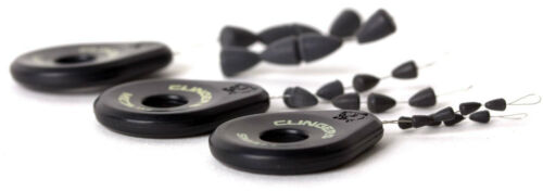 Nash Tackle NEW Clingers Tungsten Rig Stops