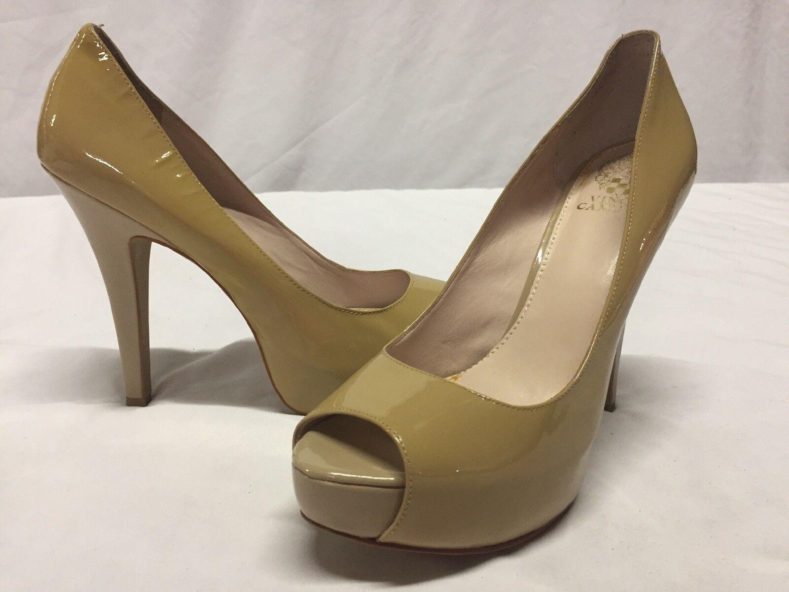 prima i clienti Vince Camuto MILESY2  donna's donna's donna's Pumps Open Toe scarpe, Beige, Dimensione 10.5 Eur 40.5  risposte rapide