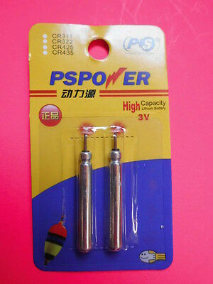 CR435 3V Stab Batterie für Elektroposen