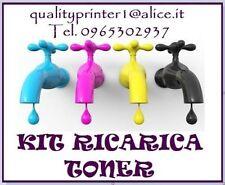 Ricarica Toner 1 kg per samsung ml-1610/2010/SCX/SF 560, 565, 565P