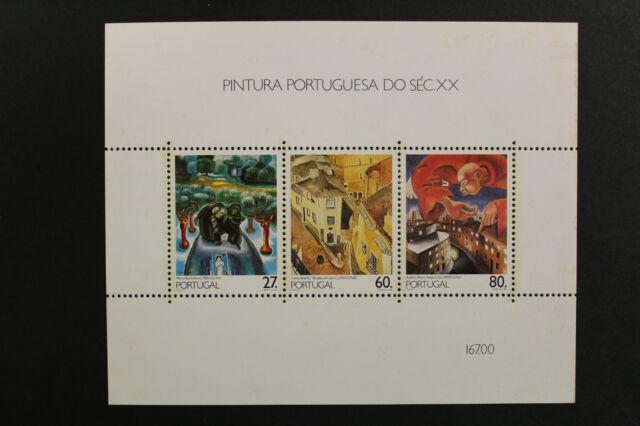 Portugal - 1988 - Bloc - Mi 61 - AF 99 - Postfr. XX