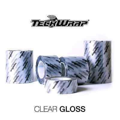 Helicopter tape protection bike TeckWrap SUPERIOR QUALITY 100mm TRIPLE LAYER TOP