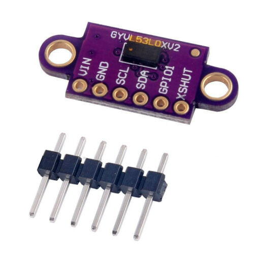 VL53L0X Flugzeit-Distanzsensor GY-VL53L0XV2-Modul für Arduino K8T5