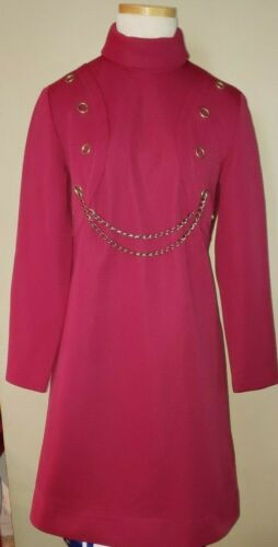 Vintage 1960's R and K Knits Dress