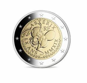 2-euro-commemorative-France-2019-BU-Asterix-les-60-ans-piece-neuve