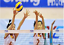 Balon-Voleibol-Suave-Al-Tacto-Size5-Amarillo-Azul-Cuero-Sintetico-Entrenamiento miniatura 10