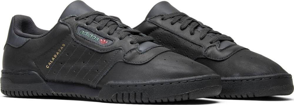 adidas BLACK Yeezy Powerphase Calabasas CORE BLACK adidas Size US 8.5 a3d7ce