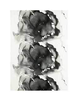 IKEA NATTGLIM Dark greyishblack Fabric Material2meters200 x 150 cm50333822 - <span itemprop=availableAtOrFrom>Hornchurch, United Kingdom</span> - IKEA NATTGLIM Dark greyishblack Fabric Material2meters200 x 150 cm50333822 - Hornchurch, United Kingdom