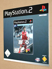 TIF This is Football 2004 promo Demo Disc DVD