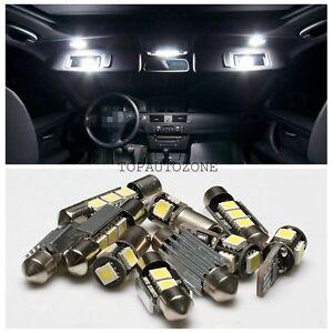 16 x canbus led light interior kit for 2006 2012 land rover range rover sport ebay for Range rover sport interior lighting