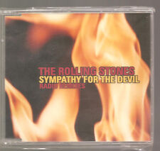 "ROLLING STONES ""Sympathy for the Devil Radio Remixes"" Japan Sample PROMO CD RAR"