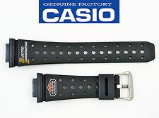 Casio G-Shock  Watch Band Black Strap DW-6600B DW-6600BKK Electro Luminescence