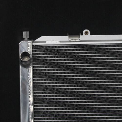 2-Row//CORE Aluminum Radiator For Toyota MR2 Turbo Coupe 2-Door L4 2.0L 91-95