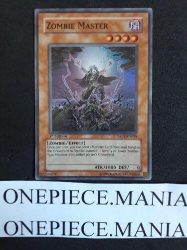 Yu-Gi-OH Zombie Master TAEV-EN039 1st