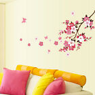 Removable Decals DIY Home Art Decor Vinyl Flowers Lovely Kids Room Wall Stickers