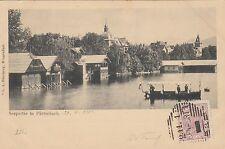 AUSTRIA - Pörtschach am Wörthersee - Seepartie in Pörtschach  1901