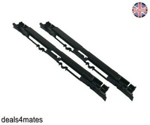 2X Roof Carrier Cover Rail Trim Moulding Flaps For ...