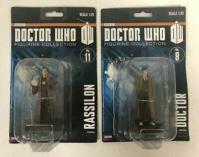 Eaglemoss UK Figurine Fourth Doctor Who Scaroth #67 City of Death No Mag USA